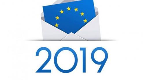 Vote nas Eleições Europeias de 2019